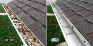 Gutter acleanign Near Me