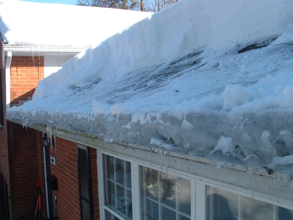 How to Avoid Roof Ice Dams