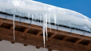 Roof Ice Dams: How to Avoid Them